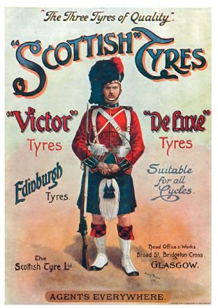 Scottish Tyres Advert